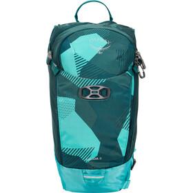 Osprey Salida 8 Hydration rygsæk Damer, petroleumsgrøn/turkis
